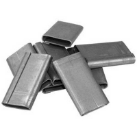 Polyester (PET) Strapping Snap On Metal Seals 16mm (1000/ctn)
