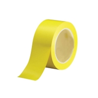 Floor Marking Tape Yellow 48mm x 33m (1 roll)