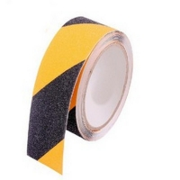 Anti slip Tape Black Yellow 50mm x 18.2m (1 roll)
