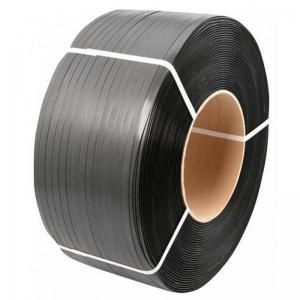 Polypropylene Heavy Duty Strapping Black 15mm x 1000m (1 roll)