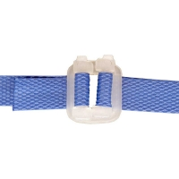 Polypropylene Strapping Plastic Buckles 12mm (1,000/pack)