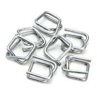 Polypropylene Strapping Wire Buckles 15mm (1,000/pack)