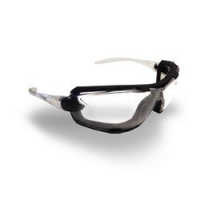 Clear Safety Goggles (1 pair)