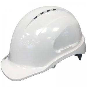 Vented Hard Hat Sliplock Harness White (each)