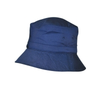 Bucket Hat with Toggle - Navy Medium (each)
