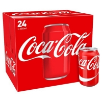 Coke Cans 375ml (24/pack)