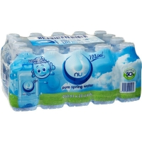 Nu Pure Spring Water 250ml (20/pack)