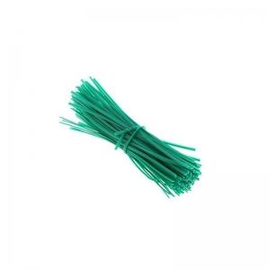 Twist Ties 200mm x 3mm Green (1000/pack)