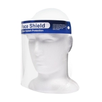Disposable Medical Full Face Shield (each)