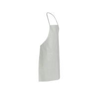 PVC Reusable Apron 90cm (W) x 120cm (L)White (each)