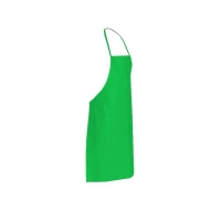 PVC Reusable Apron 90cm (W) x 120cm (L)Green (each)