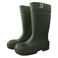 Protectaware Green PU Gumboot Safety Toe Size 5/39 (1 pair)