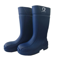 Protectaware Blue PU Gumboot Safety Toe Size 5/39 (1 pair)