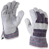 Candy Stripe Leather Glove (12 pairs/pack)