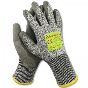 Premium Cut 5 Cut Resistant Glove PU Coated XLarge Size 10 (1 pair)