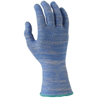 Microfresh Blue Cut 5 Cut Resistant Glove Medium Size 8 (single glove)