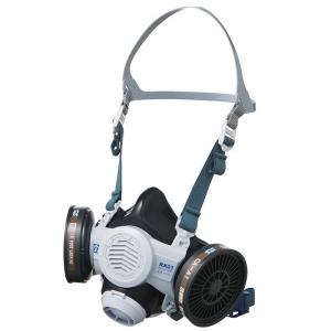 Half Face Respirator Silicone Large (each)