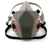 3M 6200 series  1/2 Face Respirator- Medium