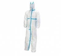 Protectaware Coverall CE Standards Type 4, 5 & 6 3XLarge - White (Each)