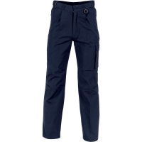 Hero Airflow Canvas Cargo Trousers Regular Fit Navy 92R (each)