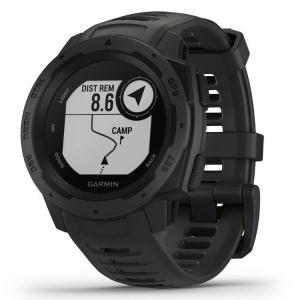 Garmin Instinct Graphite GPS Watch Graphite (53400 Loyalty Points)