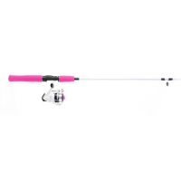 Shakespeare Hot Rod Kids' Spinning Combo Pink 6 ft (4000 Loyalty Points)