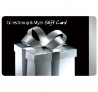 $50 Coles Myer Gift Card (6700 Loyalty Points)