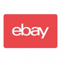 $100 eBAY Gift Card (13400 Loyalty Points)