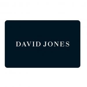 $100 David Jones Gift Card (13400 Loyalty Points)