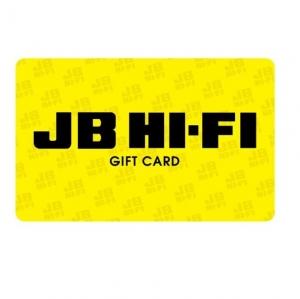 $100 JB HI-FI Gift Card (13400 Loyalty Points)