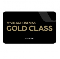 $100 Village Cinemas Gold Class Gift Card (13400 Loyalty Points)