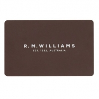 $200 RM Williams Gift Card (26700 Loyalty Points)